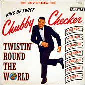 Exactly Chubby checker the twist album